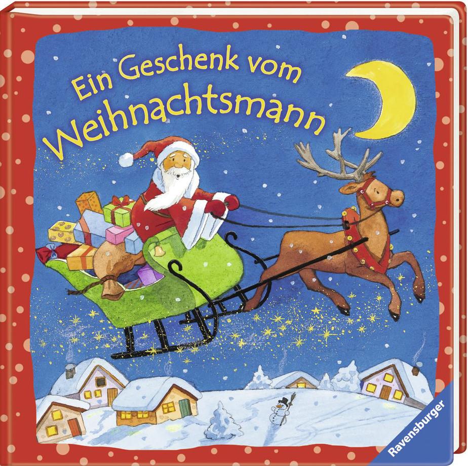 Geschenk Weihnachtsmann